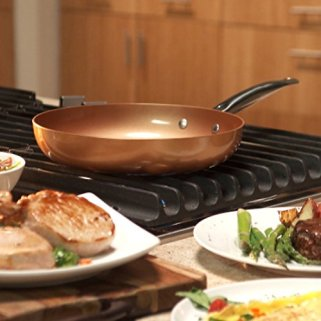 Copper-Chef-Round-Frying-Pan