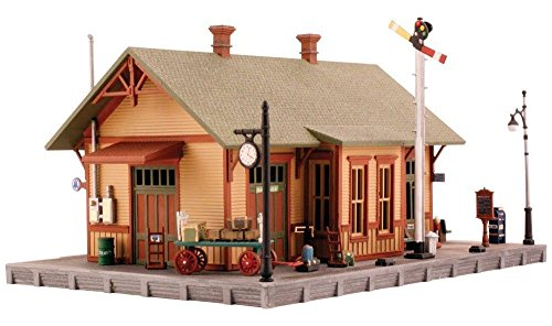 how to build g scale buildings