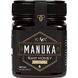 Kiva Certified UMF 20+, Raw Manuka Honey - New Zealand (8.8 oz)