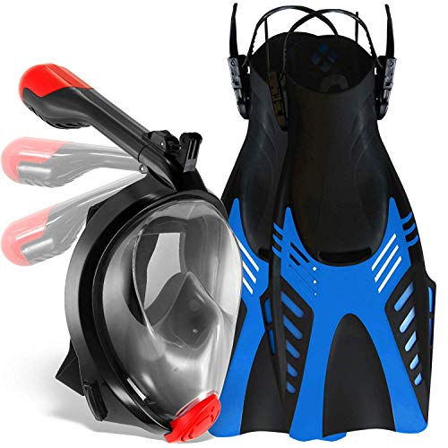 Cozia design Snorkel Set