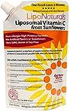 Lipo Naturals Liposomal Vitamin C | China-Free | No Artificial Preservatives | No Soy | 30 Doses (15 Ounces) | Non-GMO | Made in U.S.A | Maximum Encapsulated Vitamin C Bioavailability for Real Results