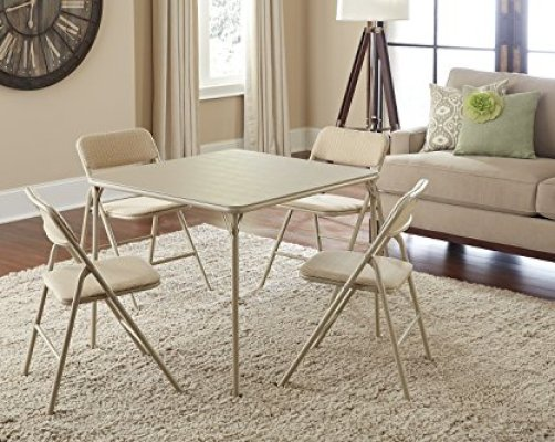 Top 10 Best Card Tables And Chairs Sets Top Reviews No Place Called Home