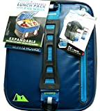 Ultra High Performance Lunch Pack with 2 Ice Walls, Royal Blue