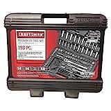 CRAFTSMAN Mechanics Tool Kit, 1/4-Inch Drive, 193 Pieces (939484)