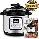 Becooker Slow Cooker, Stainless Steel Pot