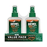 Repel 100 Insect Repellent, Pump Spray, 2/4-Ounce