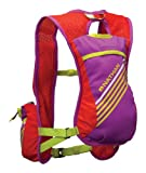 Nathan Firecatcher Hydration Vest, Purple Cactus Flower/Tangerine Tango, One Size
