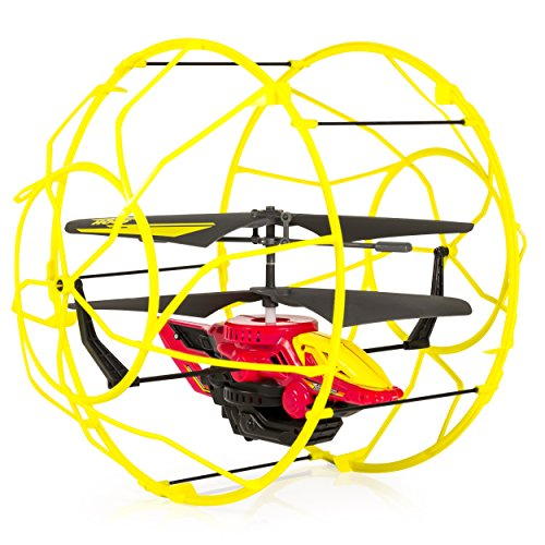 air hogs rc heli cage with Air Hogs Air Hogs Rc Rollercopter Yellow Red on Sci Fi Movies Inspired Atmosphere Toy Hover Over Hands in addition 33057966 moreover A 15342132 besides Helicopters as well B00JNA7QQE.