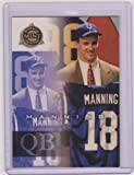 1998 PINNACLE MINT PEYTON MANNING ROOKIE CARD #66