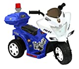 Kid Motorz Lil Patrol 6V, Blue and White