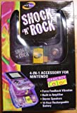 NYKO Shock 'N' Rock Game Boy Color 4-IN-1 Accessory Comfort Grip Speaker