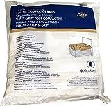 Genuine Trash Compactor Bags W10165295RP Whirlpool Kenmore 15' Plastic 30 Pack Genuine OEM