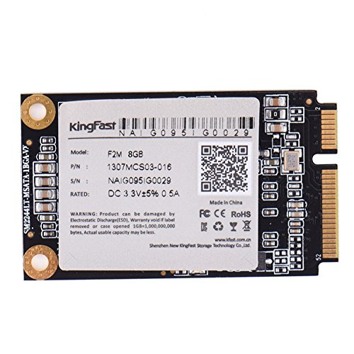 KingFast 8 GB mSATA SSD 207