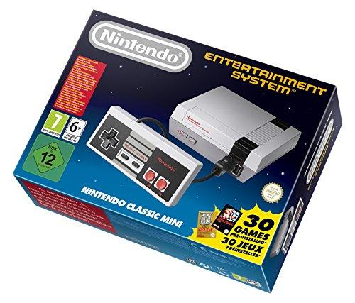 Nintendo NES Classic Mini EU Console  Image of 51Sn2x3D qL