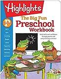 The Big Fun Preschool Workbook (Highlights Big Fun Activity Workbooks)