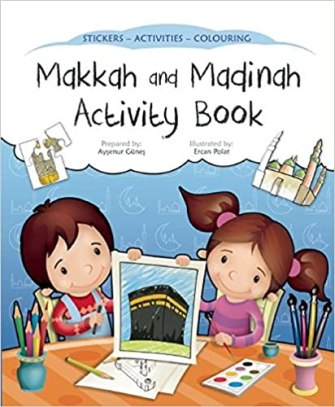 islamic activity book