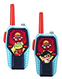 Ryans World FRS Walkie Talkies for Kids with Lights and Sounds Kid Friendly Easy to Use