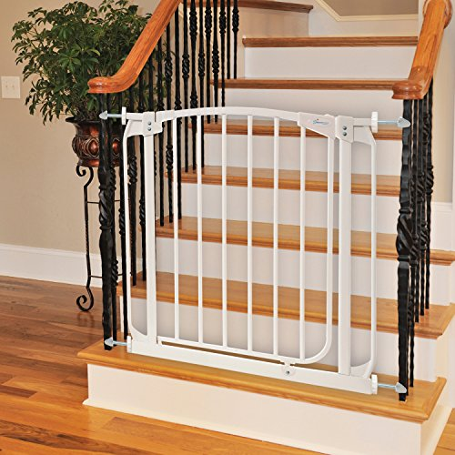 Best Baby Gates For Stairs 2019 Top And Bottom Babygateexpert