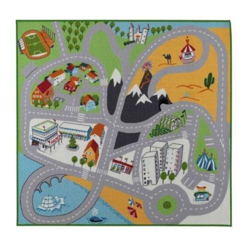 Ikea Lekplats Play Mat Children's Rug (DESIGN 1, 1)