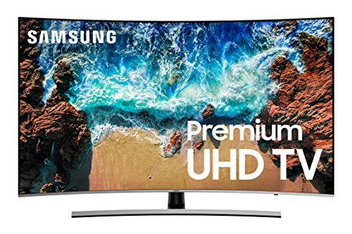 Samsung UN65NU8500FXZA Curved 65' 4K UHD 8 Series Smart LED TV (2018)