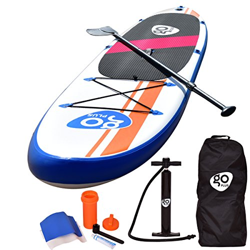 Goplus 10' Inflatable Stand Up Paddle Board