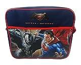Dc Comics Batman V Superman Tmbmvsm001004 33 Cm/9 Litre Courier Messenger Bag
