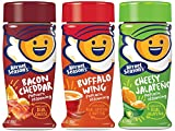 Kernel Season's Spicy Seasoning Variety Pack, 2.85 Ounce Shakers (Pack of 3)