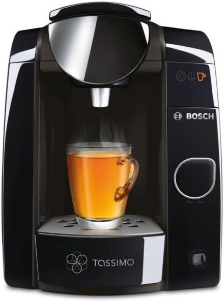 The Bosch Tassimo Joy coffee choices