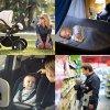 iHotKu Smart Baby Bottle Warmer Bag,Travel Car Baby Bottle Warmer