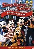 Sing-Along Songs: Disneyland Fun [DVD] [Import]