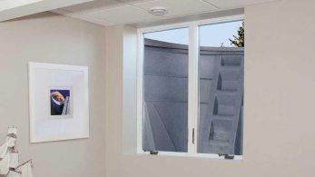 2060 Window Well 090 Gray Granite
