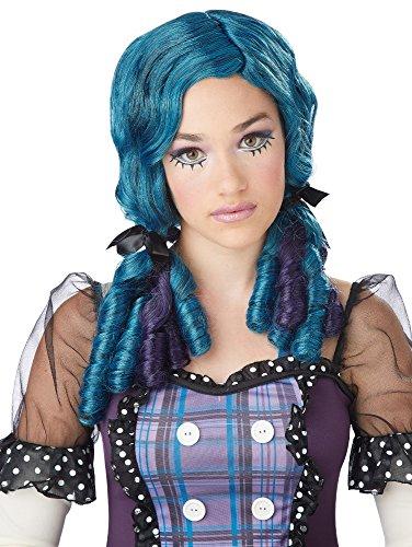 California Costumes Doll Curls Wig, ACC