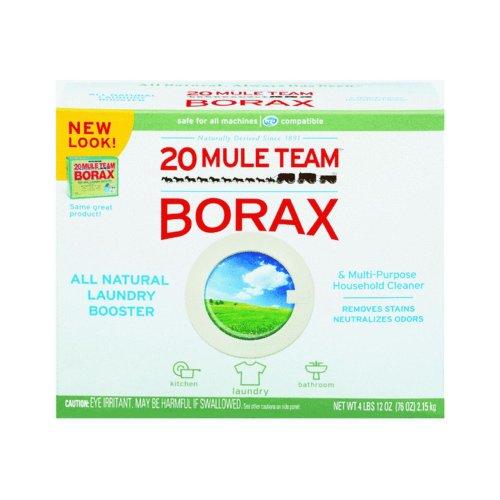Laundry Powder With Borax