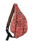 Meru – Small Backpack - Cross Body Bag, Sling Backpack Shoulder Bag for Women and Men (Aztec)