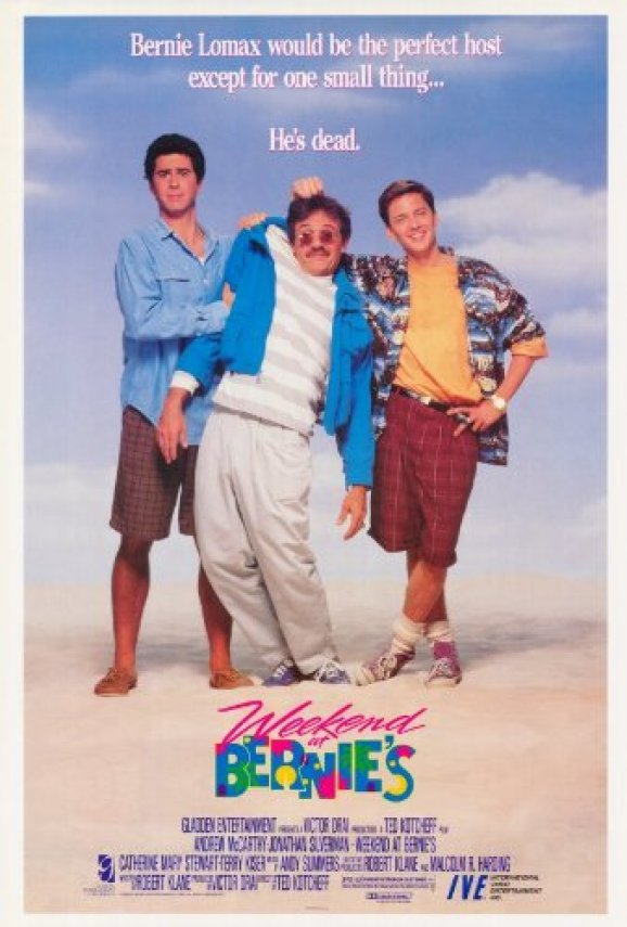 Image result for weekend bernies poster
