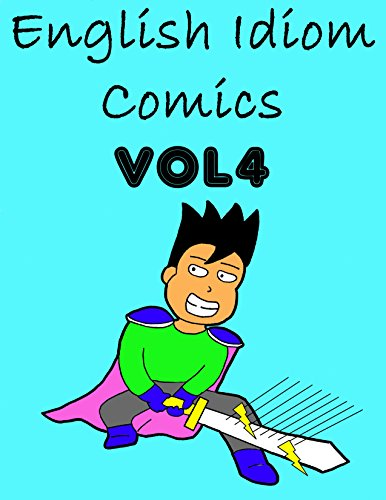 [NcbXO.READ] English Idiom Comics VOL4 by T. A. [R.A.R]