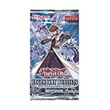 Mint YuGiOh Legendary Duelist White Dragon Abyss Booster Pack