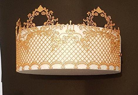Nastro decorativo a uso alimentare per torte