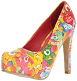 Iron Fist Women's Lots a Rainbow Platform Pump, Multi, 11 M US