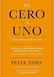 De Cero a uno, de Peter Thiel