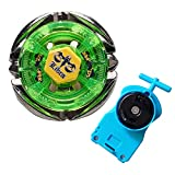 Battling Tops 4D Kids Fusion Fight Gyro Toys Spinning Top BB48 Flame Libra with Booster Single Launcher