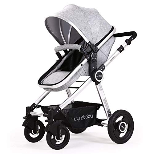 Baby Stroller Bassinet Pram Carriage...