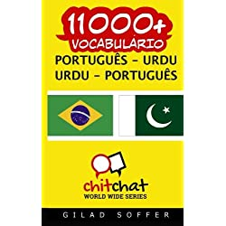 11000+ Portugues - Urdu Urdu - Portugues Vocabulario