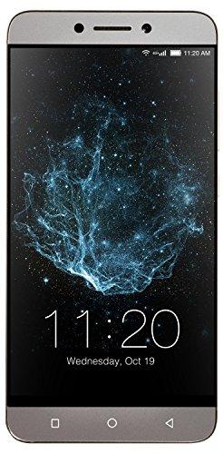 "LeEco | Le S3 Unlocked Dual-SIM Smartphone; 5.5"" Display, 16MP Camera, 4K Video, 32GB Storage, 3GB RAM - Gray (U.S. Warranty)"
