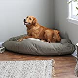 Hidden Valley Corner Bolster Dog Bed - Extra Large