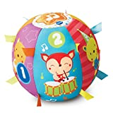VTech Baby Lil' Critters Roll and Discover Ball (Frustration Free Packaging)
