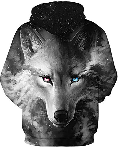 Pandolah Men's Patterns Print 3D Sweaters Fashion Hoodies Sweatshirts Pullover 16 Fashion Online Shop gifts for her gifts for him womens full figure