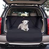 K&H Pet Products Quilted Cargo Pet Cover, Black, Standard