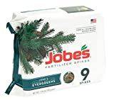 Jobe's Evergreen Fertilizer Spikes, 9 Spikes
