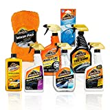 Armor All 18574 Premier Car Care Kit (8 Piece Kit), 18574